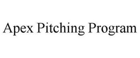 APEX PITCHING PROGRAM