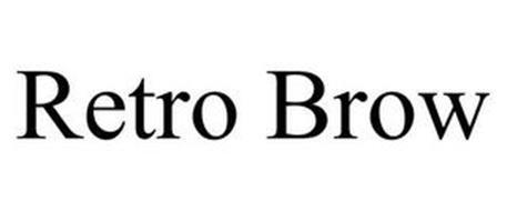 RETRO BROW
