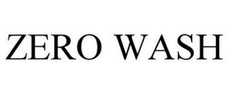 ZERO WASH