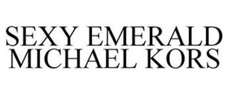 SEXY EMERALD MICHAEL KORS