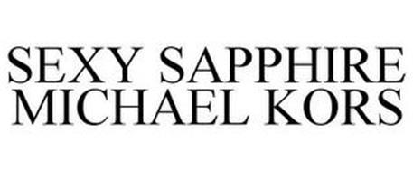 SEXY SAPPHIRE MICHAEL KORS