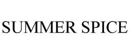 SUMMER SPICE