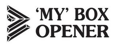 'MY' BOX OPENER