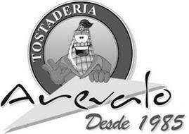 TOSTADERIA AREVALO DESDE 1985