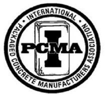 IPCMA · INTERNATIONAL · PACKAGED CONCRETE MANUFACTURER'S ASSOCIATION