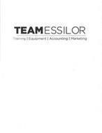 TEAM ESSILOR TRAINING EQUIPMENT | ACCOUNTING | MARKETING