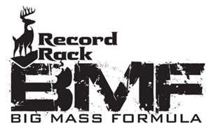 RECORD RACK BMF BIG MASS FORMULA