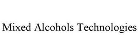 MIXED ALCOHOLS TECHNOLOGIES