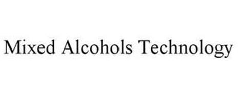 MIXED ALCOHOLS TECHNOLOGY