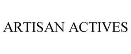 ARTISAN ACTIVES