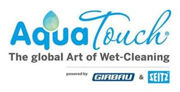 AQUATOUCH THE GLOBAL ART OF WET-CLEANING POWERED BY GIRBAU & SEITZ