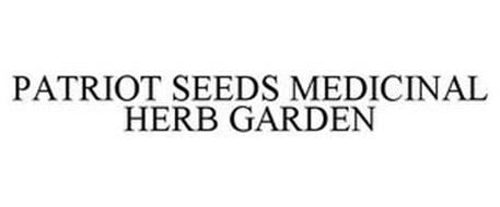 PATRIOT SEEDS MEDICINAL HERB GARDEN