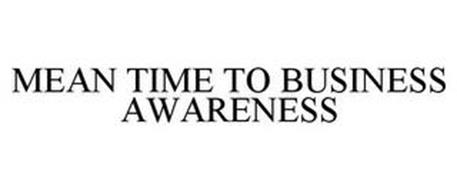 MEAN TIME TO BUSINESS AWARENESS