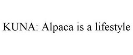 KUNA: ALPACA IS A LIFESTYLE