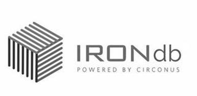 IRONDB POWERED BY CIRCONUS