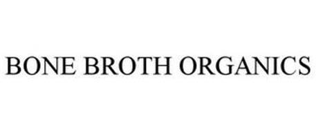 BONE BROTH ORGANICS