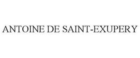 ANTOINE DE SAINT-EXUPERY
