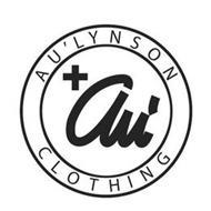 AU'LYNSON CLOTHING +AU'