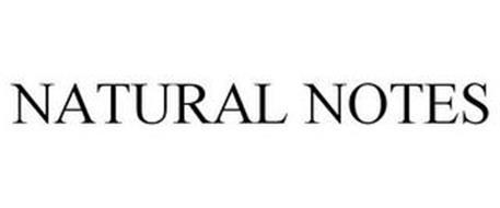 NATURAL NOTES