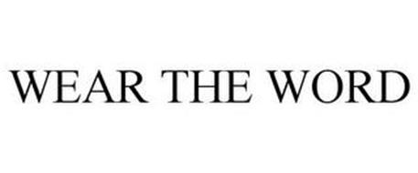 WEAR THE WORD