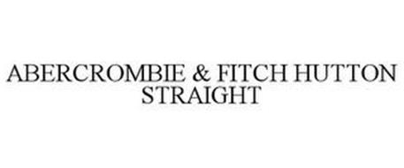 ABERCROMBIE & FITCH HUTTON STRAIGHT