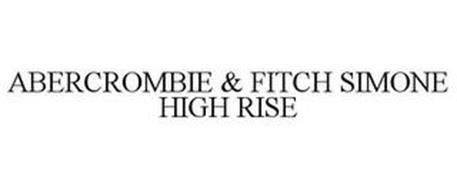 ABERCROMBIE & FITCH SIMONE HIGH RISE