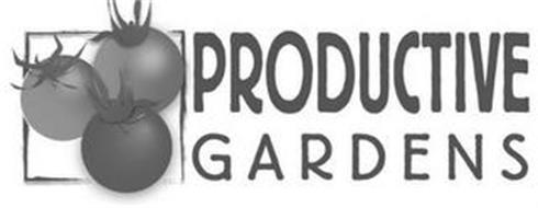 PRODUCTIVE GARDENS