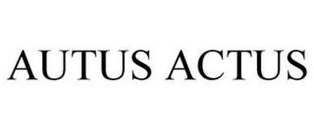 AUTUS ACTUS