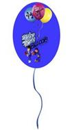 HIP HOP PARTY BALLOONS