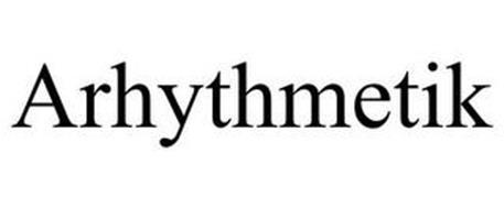 ARHYTHMETIK