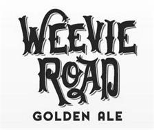 WEEVIE ROAD GOLDEN ALE