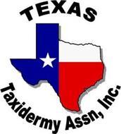 TEXAS TAXIDERMY ASSN, INC.