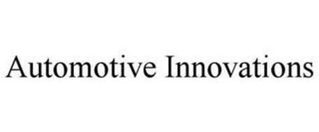 AUTOMOTIVE INNOVATIONS