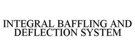 INTEGRAL BAFFLING AND DEFLECTION SYSTEM