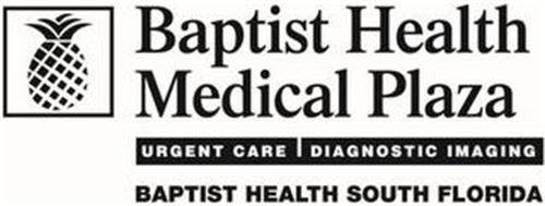 BAPTIST HEALTH MEDICAL PLAZA URGENT CARE DIAGNOSTIC IMAGING BAPTIST HEALTH SOUTH FLORIDA