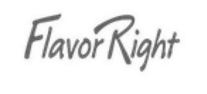 FLAVOR RIGHT