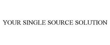 YOUR SINGLE SOURCE SOLUTION