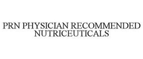 PRN PHYSICIAN RECOMMENDED NUTRICEUTICALS