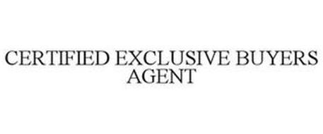 CERTIFIED EXCLUSIVE BUYERS AGENT