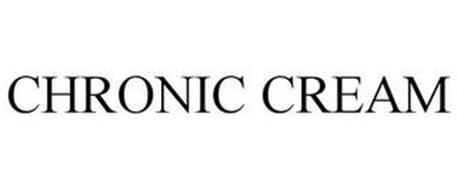 CHRONIC CREAM