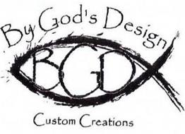 BY GOD'S DESIGN BGD CUSTOM CREATIONS