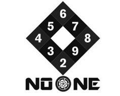 NOONE 23456789