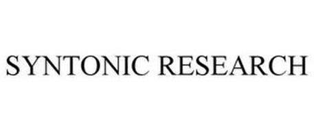 SYNTONIC RESEARCH