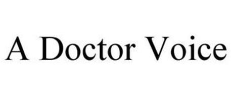 A DOCTOR VOICE