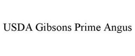 USDA GIBSONS PRIME ANGUS