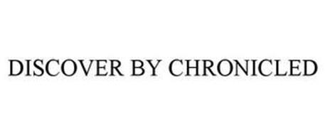 DISCOVER BY CHRONICLED