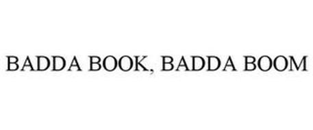 BADDA BOOK. BADDA BOOM