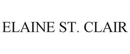 ELAINE ST. CLAIR