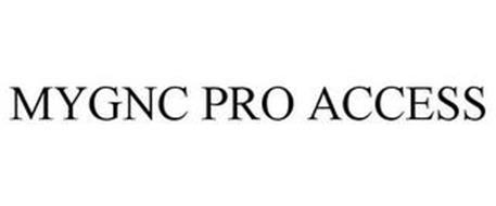 MYGNC PRO ACCESS