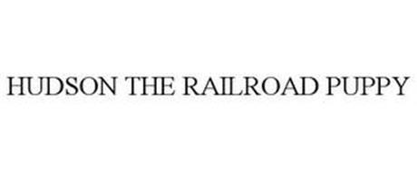 HUDSON THE RAILROAD PUPPY